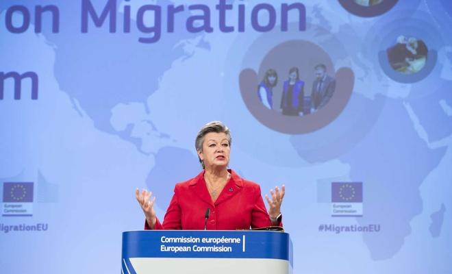 AB Komisyonu: Türkiye ile iş birliği artırılacak