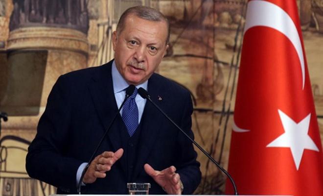 """Cumhurbaşkanı Erdoğan: """"Putin'e önümüzden çekilin dedim"""""""