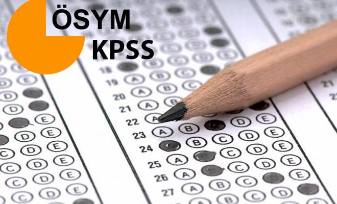 KPSS 2019/5 yerleştirme sonuçları açıklandı
