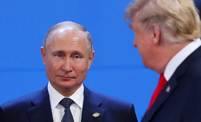 Putin: Trump'ın tweetlerini okumuyorum...