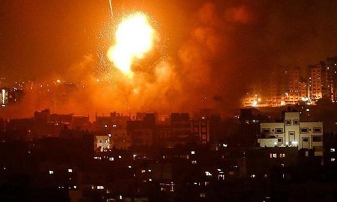 Gazze`deki saldırılarda 14 kişi şehid oldu 31 kişi yaralandı
