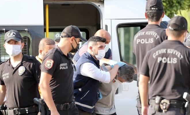 7 kişiyi katleden zanlı tutuklandı