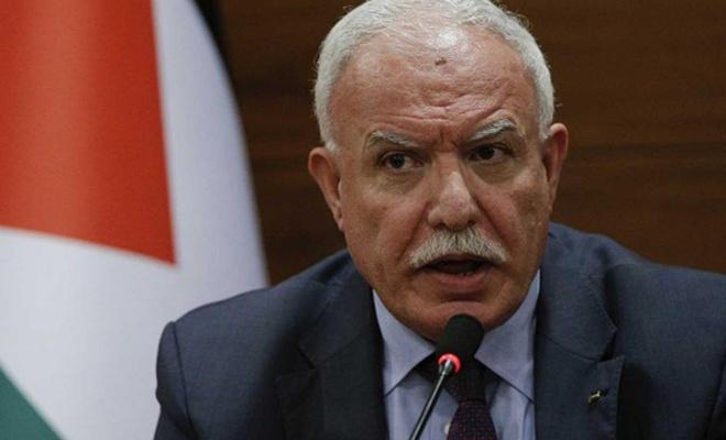 Filistinli Bakan, Türkiye'yi kınadıklarına dair iddiaları yalanladı