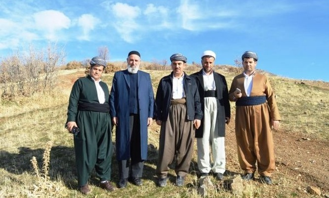 İran Kürdistanı âlimlerinden Kudüs için vahdet çağrısı