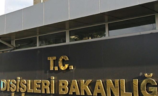"""Dışişleri Bakanlığından """"Dostluk"""" anlaşması açıklaması"""