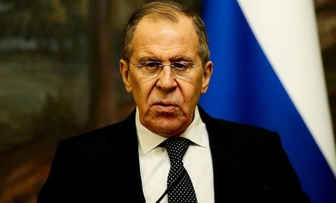 Rusya Dışişleri Bakanı Lavrov'dan İdlib saldırısının ardından ilk açıklama