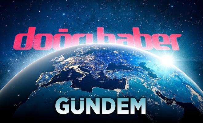 Bir bakışta Türkiye ve dünya gündemi