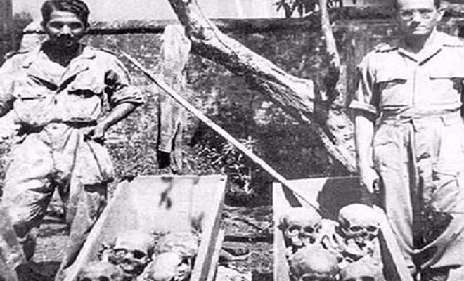 Hollanda katlettiği on binlerce sivil için Endonezya'dan özür diledi