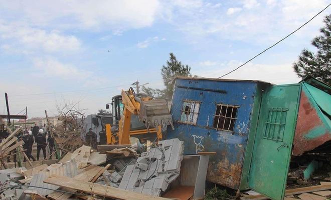 İş yerleri yıkılan mermerciler taleplerinin karşılıksız kaldığını iddia ettiler