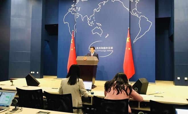 Çin: İran silah ambargosunun uzatılmasına karşıyız