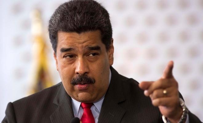 Maduro Avrupalı parlementerleri kovdu