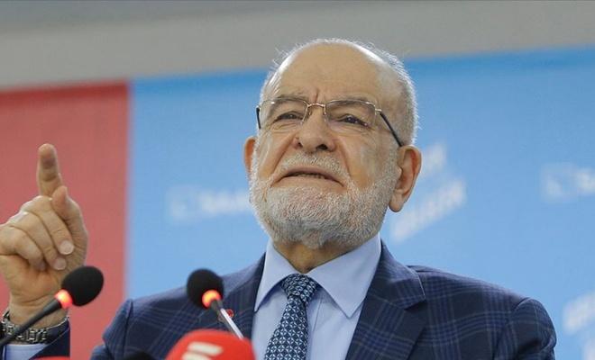 Karamollaoğlu, İstanbul Sözleşmesi'ni eleştirdi kadına şiddet 10 misli arttı.