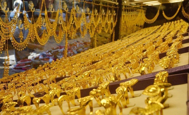 Altının gram fiyatı 477 lira seviyesinden işlem görüyor