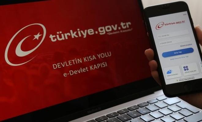 Adrese teslim e-Devlet şifresi, tüm Türkiye'de