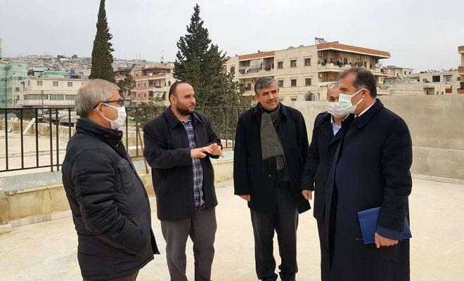 Suriye'de bulunan eğitim fakültelerindeki eksiklikler giderilecek