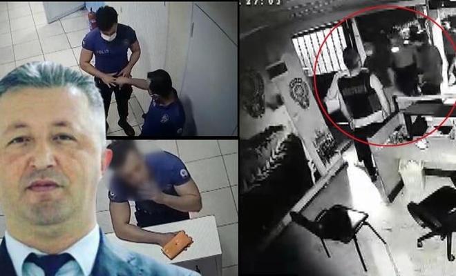 Esenyurt Polis Merkezi'nde bir kişinin ölümüne ilişkin komiser yardımcısı tutuklandı