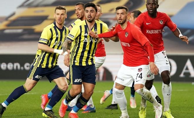 Fenerbahçe kendi evinde kazandı