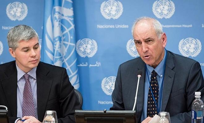 BM rapörtürü:  Filistin'in işgali en saldırgan ve uzun işgaldir