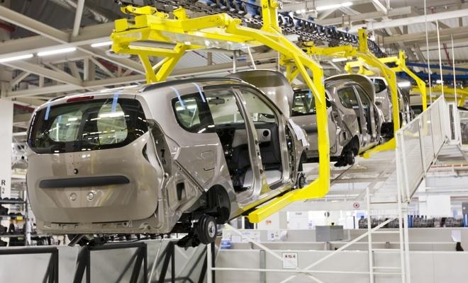 Otomotiv üretimi ilk yarıda daraldı