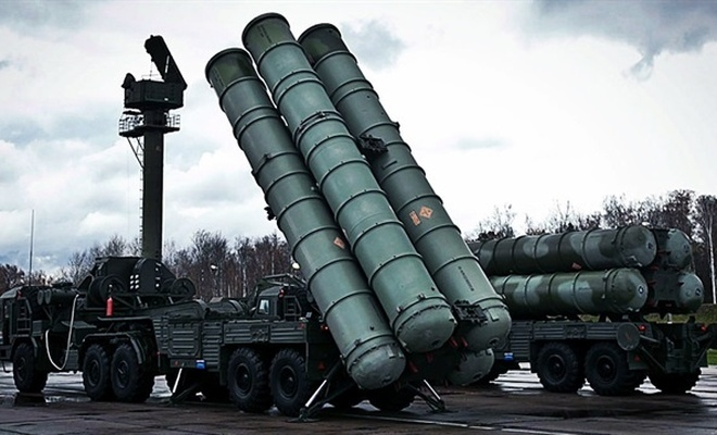 İddia: RusyaSuriye'dekiS-400'lerini devre dışı bıraktı