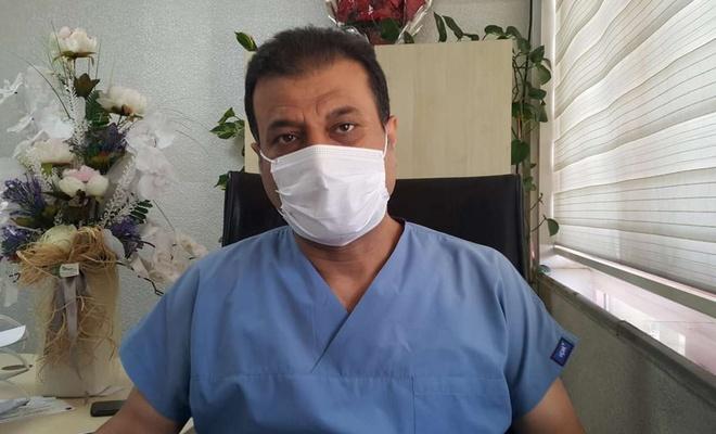 Covid-19 tedavisi görüp iyileşen Doktor: Milyonlarca dikenlerin üzerinde yatıyor gibiydim