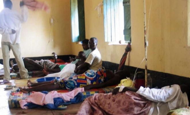 Cholera outbreak kills 15 people in Nigeria