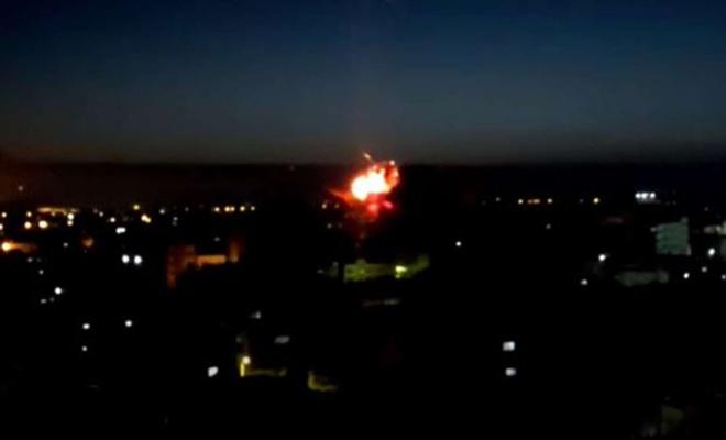 İşgal rejimi sivil yerleşim alanlarını bombaladı: Yaralılar var
