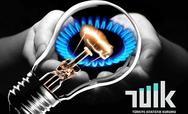 Elektrik ve doğal gaza ne kadar ödedik? Belli oldu
