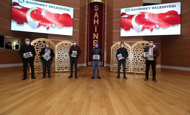 Sosyal medyada düzenlenen yarışmada dereceye girenler ödüllendirildi