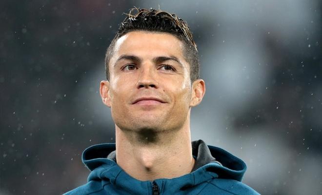 Ronaldo'dan Filistin'e 1.5 milyon euroluk bağış