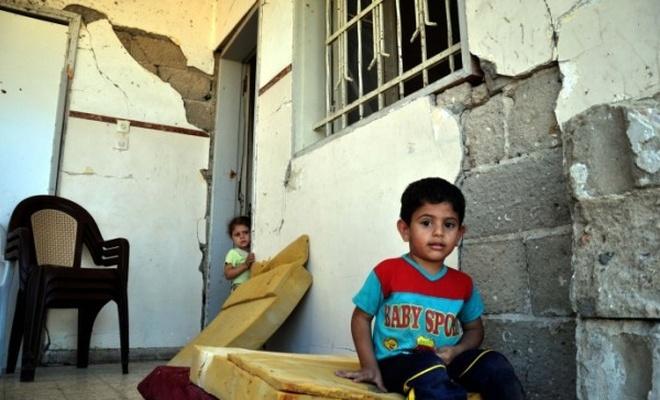 İşgalciler Gazze`yi boğmaya çalışıyor