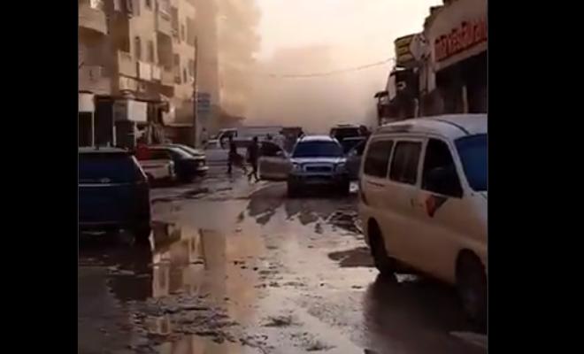 PKK mensupları Afrin'de sivillere saldırdı: 13 ölü!