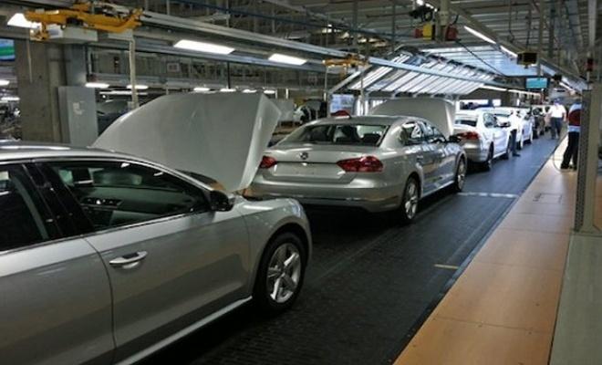 Alman devi Manisa'da fabrika kuracak