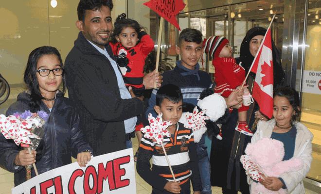 Kanada'da ölen Suriyeli çocukların cenaze töreni katılım sayısıyla dünya gündeminde