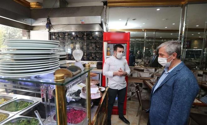 Gaziantep'te iş yerleri denetlendi