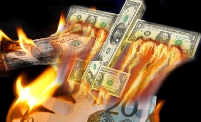 Dolar fırladı, piyasalar toparlanma gayretinde