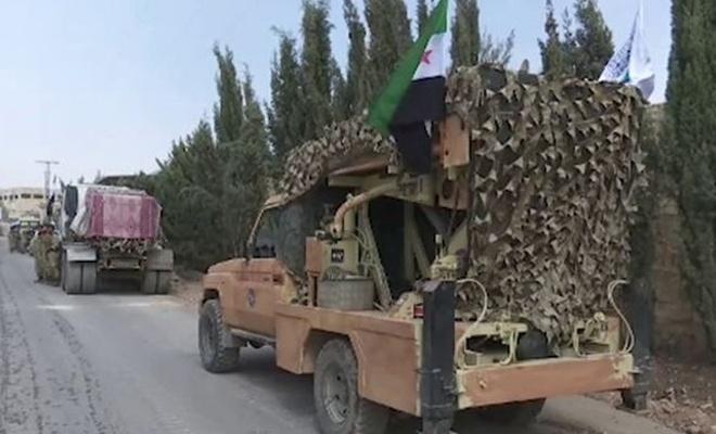 Rusya: İdlib`den binden fazla silahlı muhalif çekildi