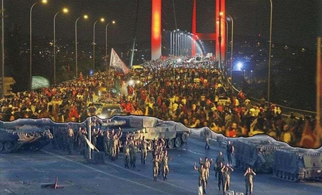 Darbe gerçekleşseydi Türkiye sömürü ve yağma ülkesine dönüşecekti
