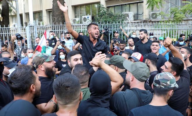 Lübnan Hizbullahı ve Emel Hareketinden orduya çağrı!