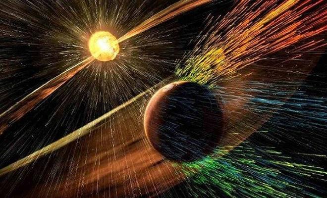 Mars'ta 4.2 büyüklüğünde bir deprem oldu