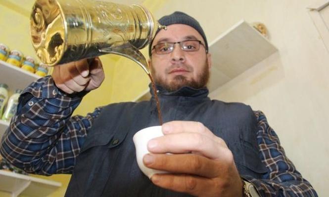 Suriye`nin kahve kültürünü Diyarbakır`da yaşatıyor