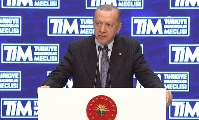 Cumhurbaşkanı Erdoğan: kritik eşiği yakaladı!