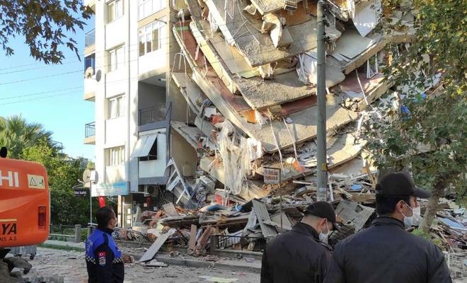 AFAD İzmir depremi ile ilgili son verileri açıkladı