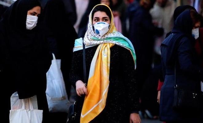 İran'da son 24 saatte 185 can kaybı daha