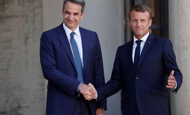 Fransa Yunanistan'a 3 savaş gemisi satacak