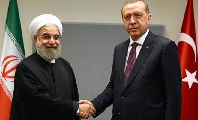 Erdoğan-Ruhani görüştü