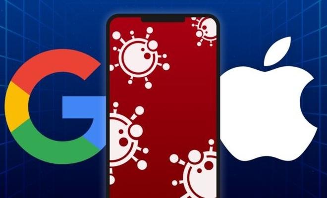 Apple ve Google'dan korona hamlesi