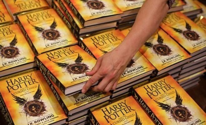ABD'de  Harry Potter kitapları yasaklandı