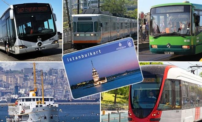 Bugün ve yarın İstanbul`da ulaşım bedava!
