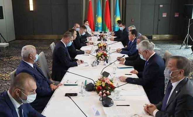 Kazakistan ile Belarus arasında petrol anlaşması
